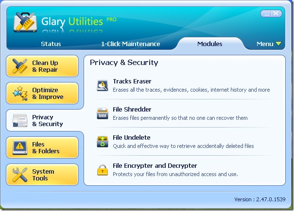 download glary utilities free cnet